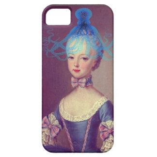 Marie Antoinette Octopus Flamboyant Steampunk iPhone 5 Case