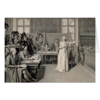 Marie-Antoinette  of Habsbourg-Lorraine 2 Card