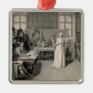 Marie-Antoinette  of Habsbourg-Lorraine 2 Christmas Ornaments