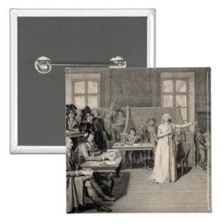 Marie-Antoinette  of Habsbourg-Lorraine 2 Pinback Button