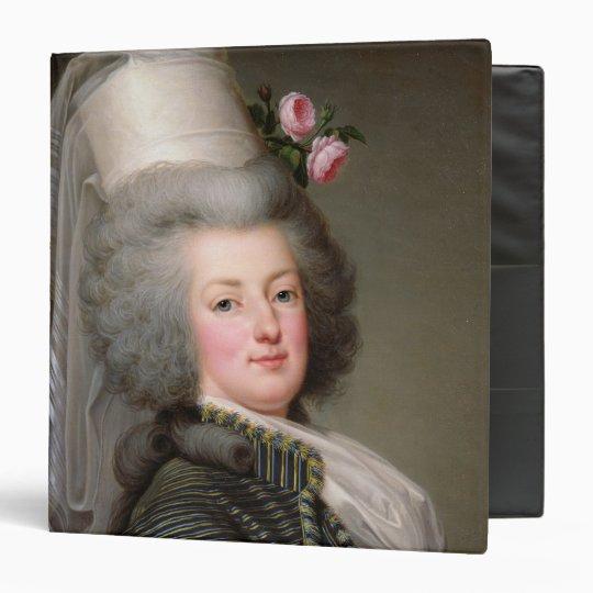 Marie-Antoinette  of Habsbourg-Lorraine Binder