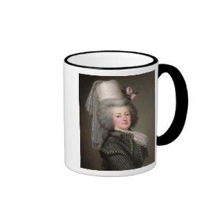 Marie-Antoinette  of Habsbourg-Lorraine Ringer Mug