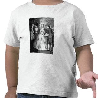 Marie-Antoinette  of Habsbourg-Lorraine Tee Shirts