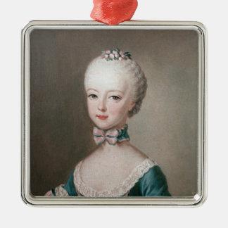 Marie Antoinette Christmas Tree Ornaments