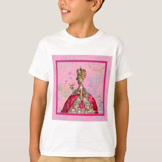 Marie Antoinette Peacock and Cake T-Shirt
