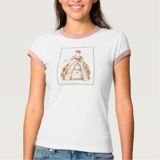 Marie Antoinette Poodle Shirt