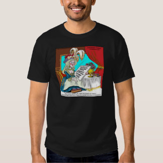Marie Antoinette Public Service Announcement Funny T-Shirt
