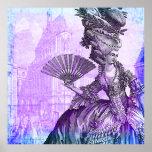 Marie Antoinette Purple Haze Lg. Poster