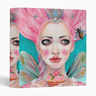 Marie Antoinette Queen Bee 3 Ring Binder