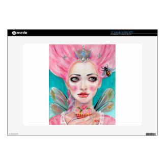 """Marie Antoinette Queen Bee Skins For 15"""" Laptops"""