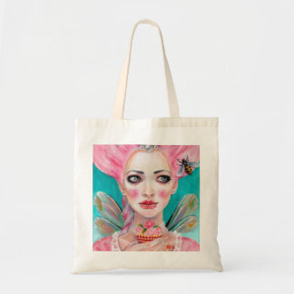 Marie Antoinette Queen Bee Tote Bag