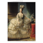 Marie Antoinette  Queen of France, 1779 Greeting Cards