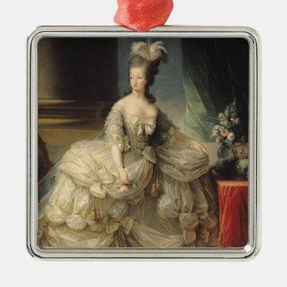 Marie Antoinette  Queen of France, 1779 Metal Ornament