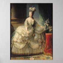 Marie Antoinette  Queen of France, 1779 Poster