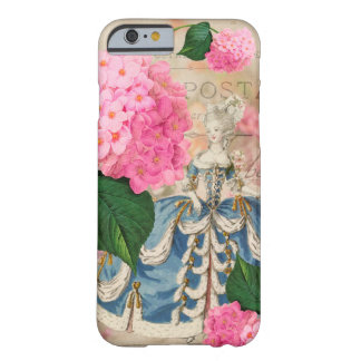 Marie Antoinette Redoute Flowers iPhone 6 Case