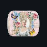 """Marie Antoinette Rose of Verseilles Candy Tin<br><div class=""""desc"""">Marie Antoinette Rose of Verseilles Candy Tin</div>"""