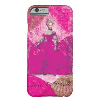 Marie Antoinette´s Pink Dress Barely There iPhone 6 Case