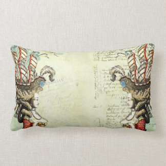 Marie Antoinette Sailing Ships Throw Pillow