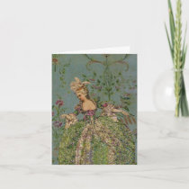Marie Antoinette SIZE & PAPER OPTIONS - Card