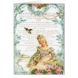 Marie Antoinette & Sparrow Cards