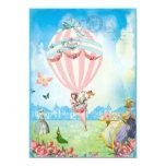 Marie Antoinette Tea at Versailles Lawn Party Card