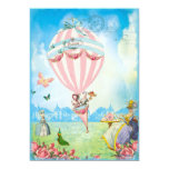 Marie Antoinette Tea at Versailles Lawn Party Personalized Invitation