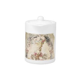 Marie Antoinette Teapot