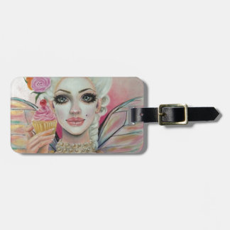 Marie Antoinette - the cupcake queen Luggage Tag