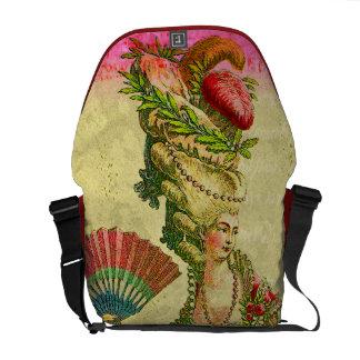 Marie Antoinette Versailles Collection Messenger Commuter Bag