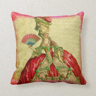 "Marie Antoinette ""Versailles Collection"" Sq Pillow"