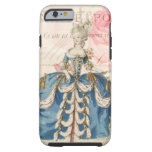 Marie Antoinette Vintage Vibe iPhone 6 Case