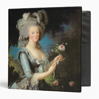 Marie Antoinette with a Rose, 1783 Binder