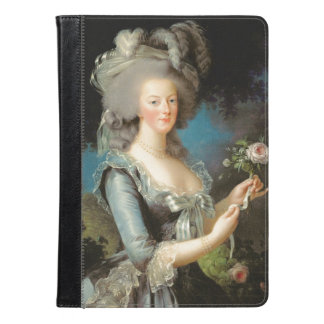 Marie Antoinette with a Rose, 1783 iPad Air Case