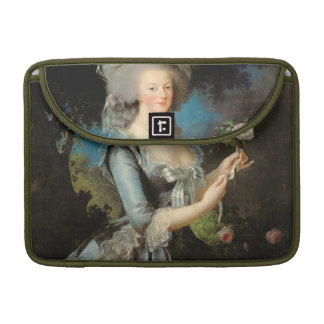Marie Antoinette with a Rose, 1783 MacBook Pro Sleeve