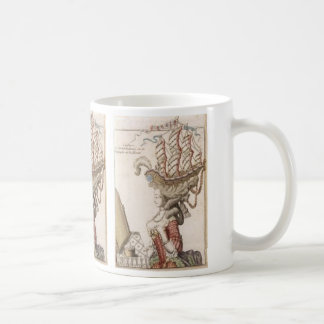 MARIE ANTOINETTE WITH THE HAIRSTYLE BOAT COFFEE MUG