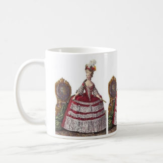 MARIE ANTOINETTE WITH THE MODE COFFEE MUG