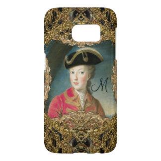 Marie Antoinette Youth Monogram Samsung Galaxy S7 Case