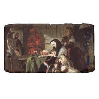 Marie-Antoinette's (1753-93) Final Adieu to the Da Motorola Droid RAZR Cases