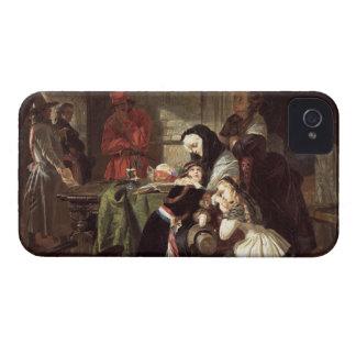 Marie-Antoinette's (1753-93) Final Adieu to the Da iPhone 4 Case-Mate Case