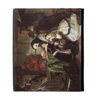 Marie-Antoinette's (1753-93) Final Adieu to the Da iPad Cases