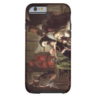 Marie-Antoinette's (1753-93) Final Adieu to the Da Tough iPhone 6 Case