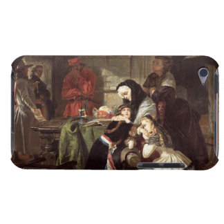 Marie-Antoinette's (1753-93) Final Adieu to the Da iPod Touch Case