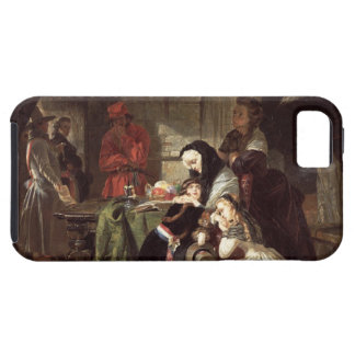 Marie-Antoinette's (1753-93) Final Adieu to the Da iPhone 5 Cases