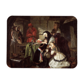Marie-Antoinette's (1753-93) Final Adieu to the Da Flexible Magnet