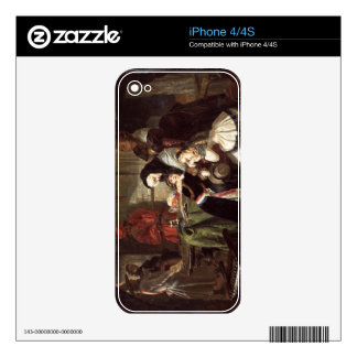 Marie-Antoinette's (1753-93) Final Adieu to the Da Decals For The iPhone 4S