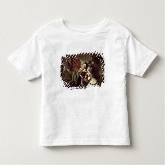 Marie-Antoinette's (1753-93) Final Adieu to the Da Toddler T-shirt