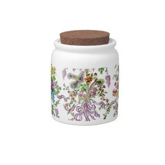 Marie Antoinette's Boudoir Candy Jars