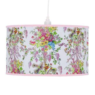 Marie Antoinette's Boudoir Ceiling Lamps