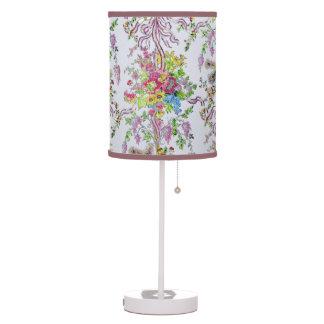 Marie Antoinette's Boudoir Lamps