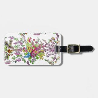 Marie Antoinette's Boudoir Luggage Tag